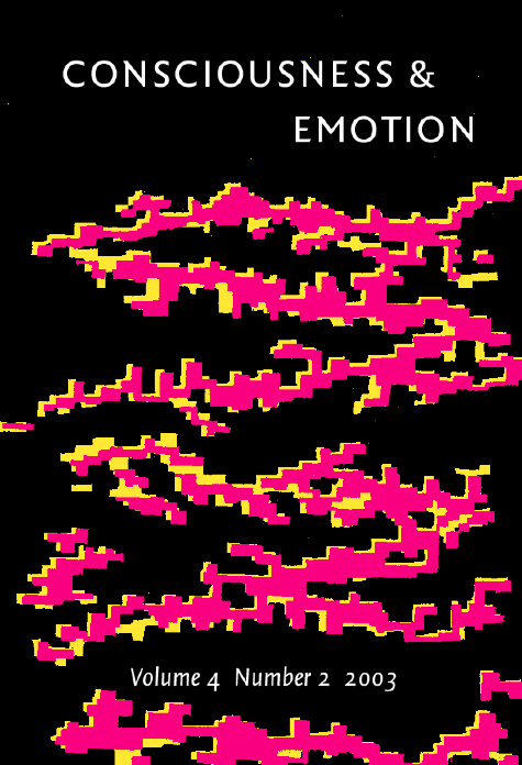 image of Consciousness & Emotion