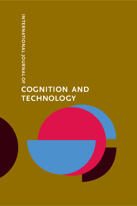 image of International Journal of Cognition and Technology