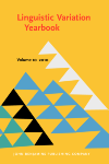 image of Linguistic Variation Yearbook