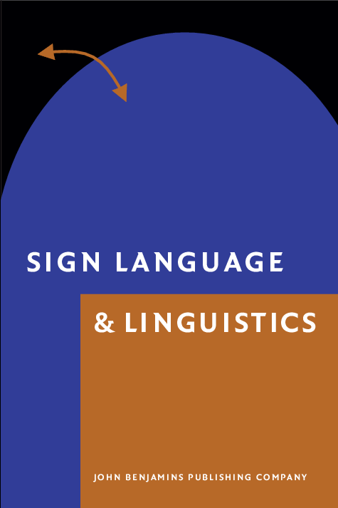 image of Sign Language & Linguistics