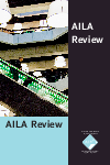 image of AILA Review