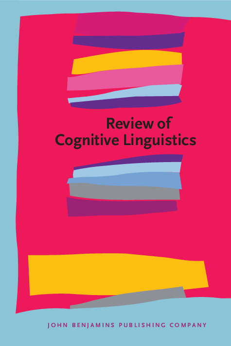image of Review of Cognitive Linguistics. Published under the auspices of the Spanish Cognitive Linguistics Association