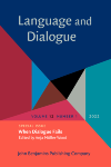 Certainty and Uncertainty in Dialogue