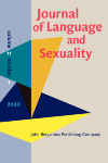 image of Journal of Language and Sexuality