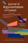 image of Journal of Argumentation in Context