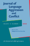 image of Journal of Language Aggression and Conflict