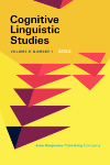 image of Cognitive Linguistic Studies