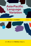 image of Asia-Pacific Language Variation