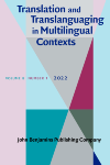image of Translation and Translanguaging in Multilingual Contexts