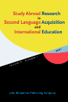image of Study Abroad Research in Second Language Acquisition and International Education