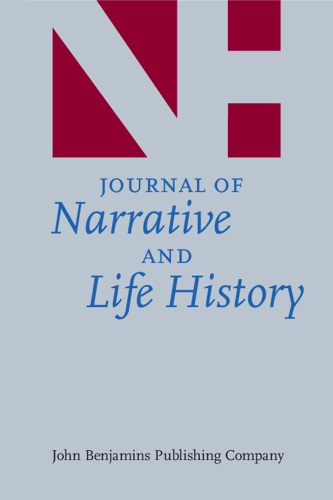 image of Journal of Narrative and Life History