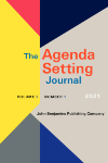 image of The Agenda Setting Journal
