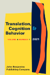 image of Translation, Cognition & Behavior
