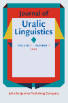 image of Journal of Uralic Linguistics
