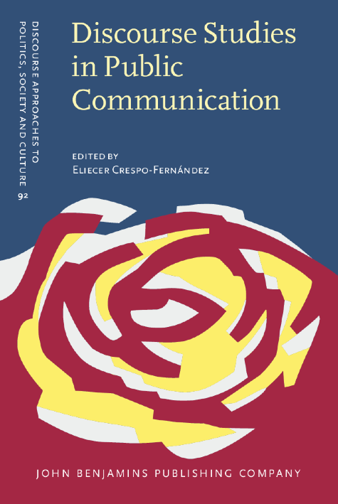 image of Discourse Studies in Public Communication