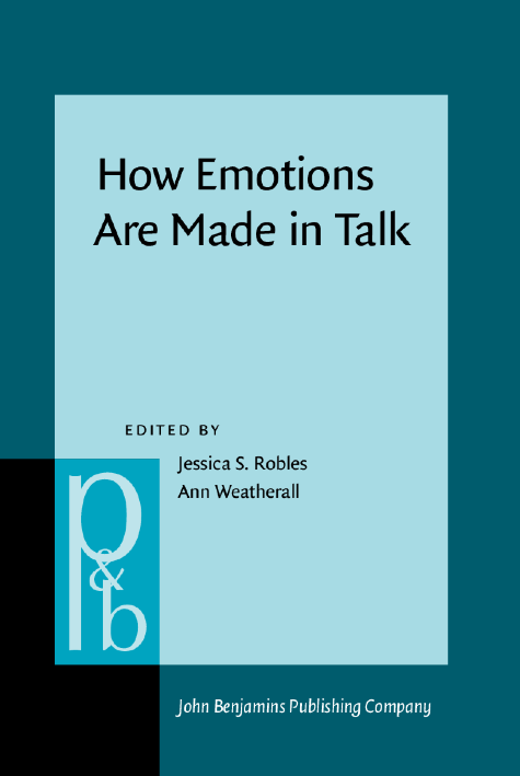 image of How Emotions Are Made in Talk