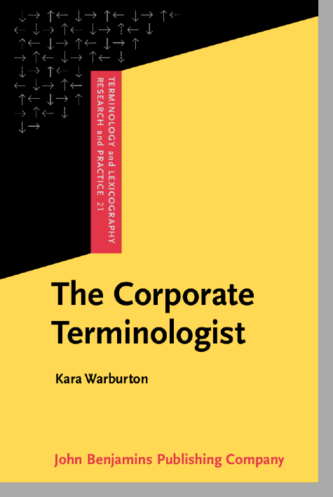 image of The Corporate Terminologist