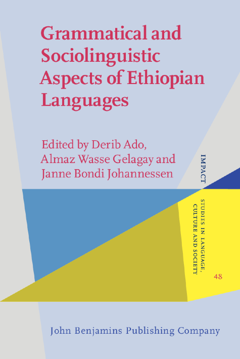 image of Grammatical and Sociolinguistic Aspects of Ethiopian Languages
