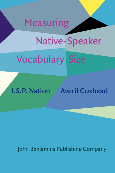 image of Measuring Native-Speaker Vocabulary Size
