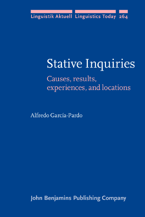 image of Stative Inquiries