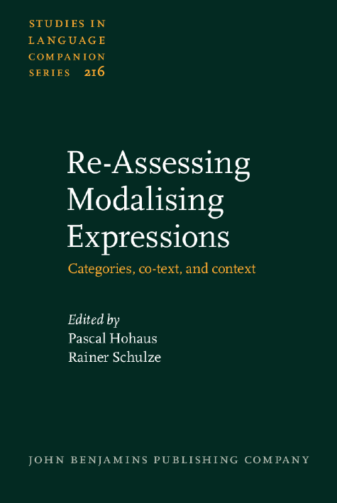 image of Re-Assessing Modalising Expressions