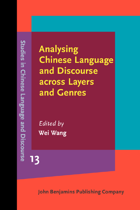 image of Analysing Chinese Language and Discourse across Layers and Genres