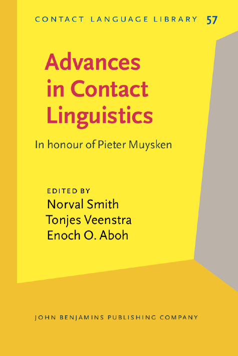 image of Advances in Contact Linguistics