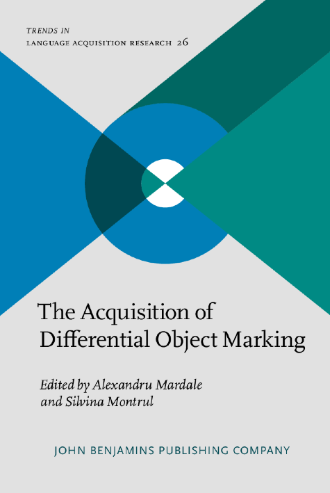 image of The Acquisition of Differential Object Marking