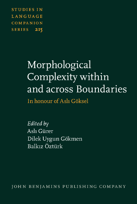 image of Morphological Complexity within and across Boundaries