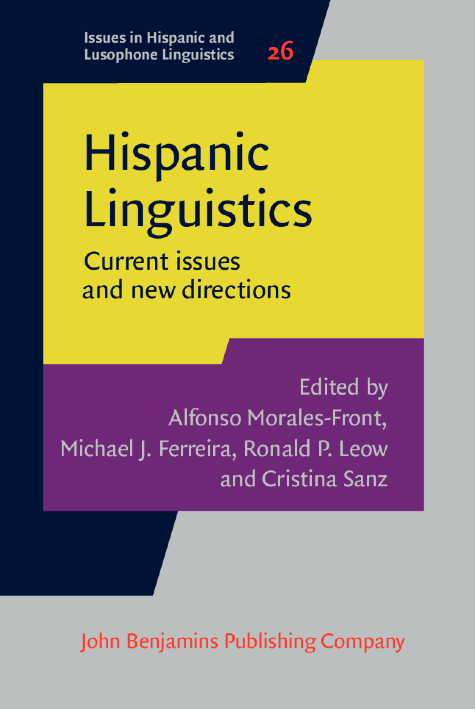 image of Hispanic Linguistics
