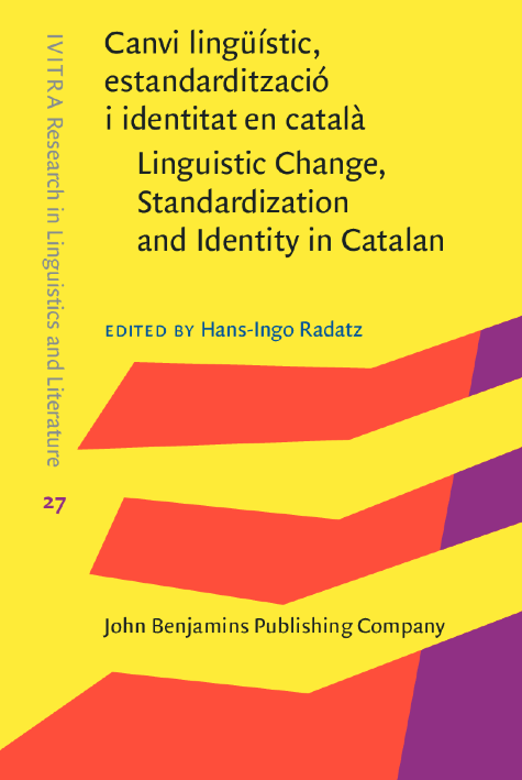 image of Canvi lingüístic, estandardització i identitat en català / Linguistic Change, Standardization and Identity in Catalan