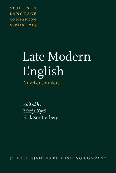 image of Late Modern English