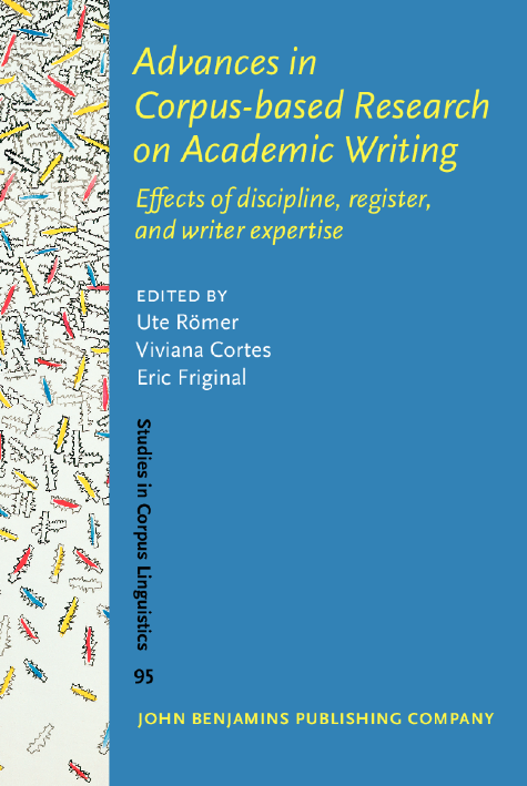 image of Advances in Corpus-based Research on Academic Writing