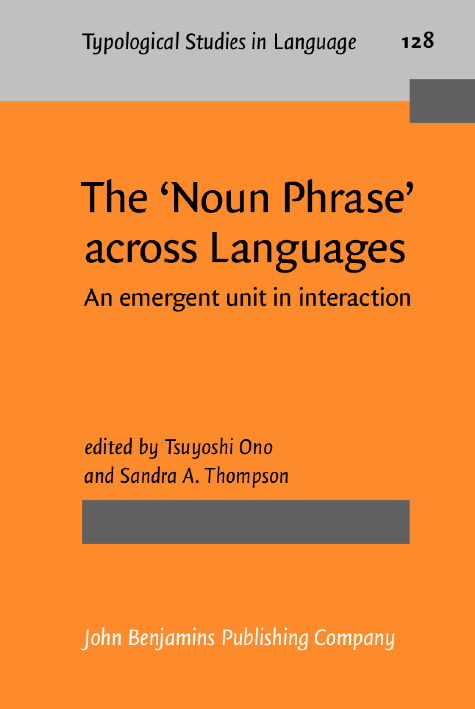 image of The 'Noun Phrase' across Languages
