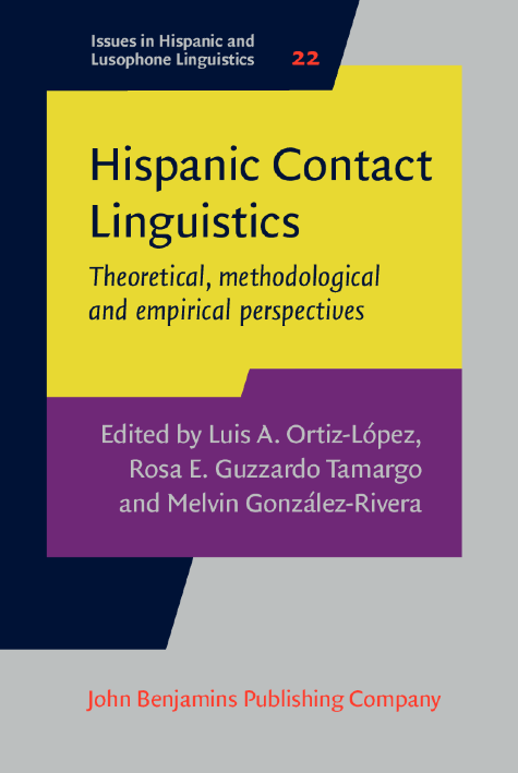 image of Hispanic Contact Linguistics