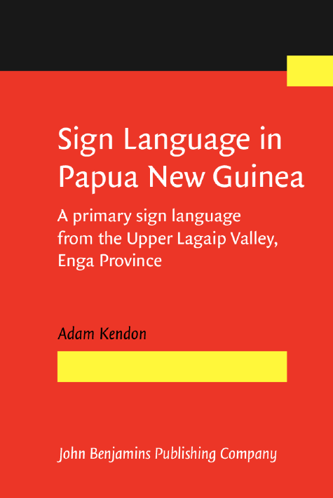 image of Sign Language in Papua New Guinea
