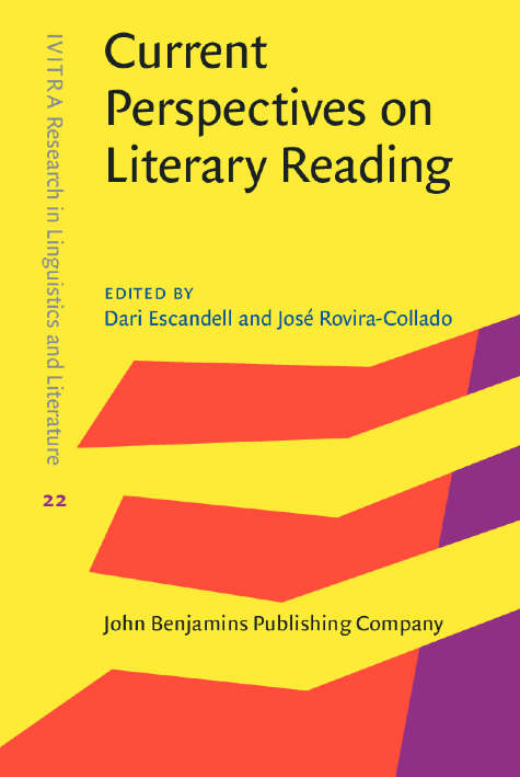 image of Current Perspectives on Literary Reading