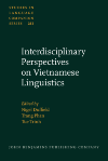 image of Interdisciplinary Perspectives on Vietnamese Linguistics