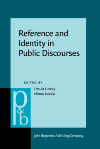 image of Reference and Identity in Public Discourses