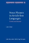 image of Noun Phrases in Article-less Languages