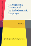 image of A Comparative Grammar of the Early Germanic Languages