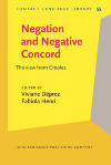image of Negation and Negative Concord