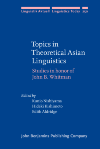 image of Topics in Theoretical Asian Linguistics
