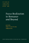 image of Focus Realization in Romance and Beyond