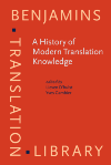 image of A History of Modern Translation Knowledge