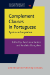 image of Complement Clauses in Portuguese