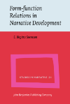image of Form-function Relations in Narrative Development