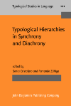image of Typological Hierarchies in Synchrony and Diachrony