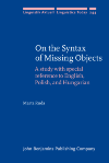 image of On the Syntax of Missing Objects