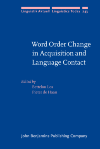image of Word Order Change in Acquisition and Language Contact